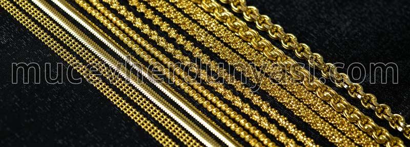 22 Ayar Altın Zincir Fiyatları ve Modelleri
