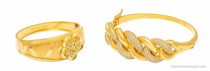 22 ayar altın bilezik modelleri ve fiyatları