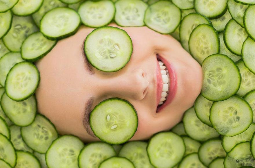 Salatalık Maskesi Nasıl Yapılır? Faydaları Nelerdir?